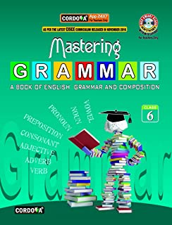 MASTERING ENGLISH GRAMMAR CLASS 6