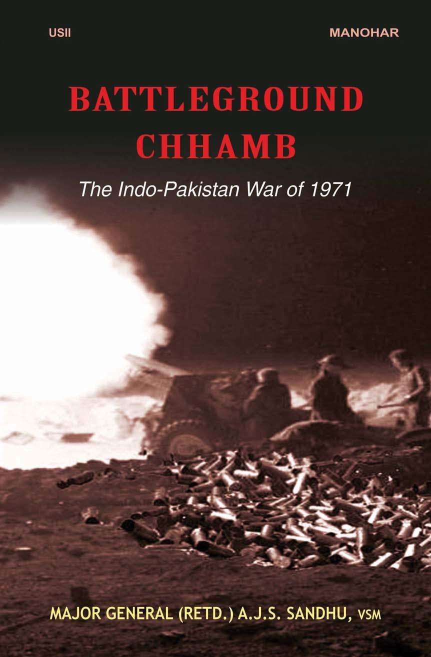 Battleground Chhamb: The Indo-Pakistan War of 1971