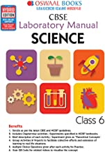Oswaal CBSE Laboratory Manual Class 6 Science Book (For 2021 Exam)