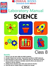 Oswaal CBSE Laboratory Manual Class 8 Science Book (For 2021 Exam)