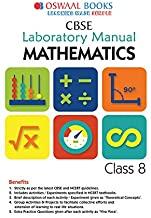 Oswaal CBSE Laboratory Manual Class 8 Mathematics Book (For 2021 Exam)