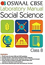 Oswaal CBSE Laboratory Manual Class 8 Social Science Book (For 2021 Exam)