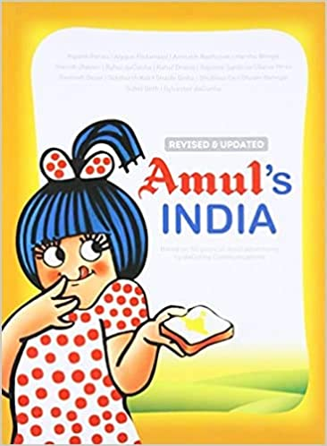 AMUL'S INDIA: 50 YEARS OF AMUL ADVERTISING BY DACUNHA COMMUNICATIONS