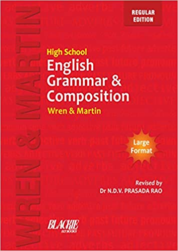 High School English Grammar & Composition