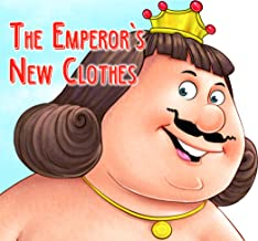 Cutout Board Book: The Emperors New Clothes( Fairy Tales)