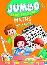 Jumbo Smart Scholars- Maths Workbook Activity Book