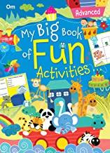 Activity Book: My Big Book of Fun Activities (Advanced)