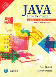 JAVA HOW TO PROGRAM,EARLY OBJECTS,11/ED
