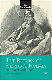 THE ORIGINALS THE RETURN OF SHERLOCK HOLMES (UNABRIDGED CLASSICS)
