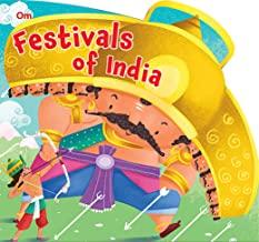 CUTOUT BOARD BOOK: FESTIVALS OF INDIA