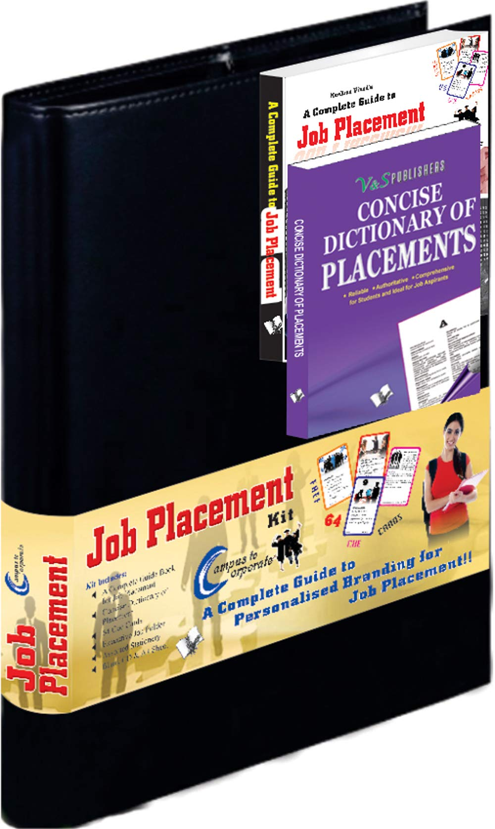 Job Placement kit (With Eductional Folder)