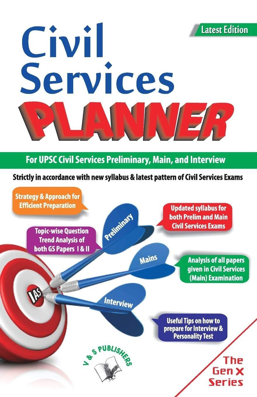 Civil Services Planner