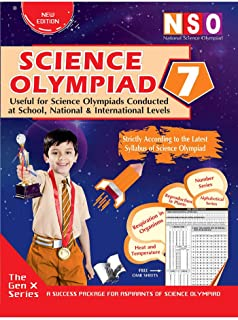 NATIONAL SCIENCE OLYMPIAD - CLASS 7 (WITH OMR SHEETS)