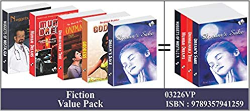 Fiction Value Pack: A Set of Fiction on Romance and Love for Young Adults