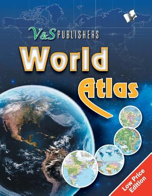 World Atlas (Government Approved Maps of India and the World)