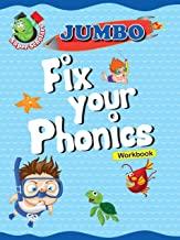 Phonics : Jumbo Fix Your Phonics Activity Workbook