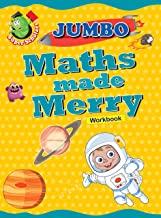 Maths : Jumbo Maths Made Merry Activity Workbook
