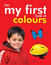 Board book: My First Book of Colours