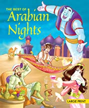 Large Print: The Best of Arabian Nights
