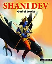 Large Print: Shani Dev God of Justice-Indian Mythology