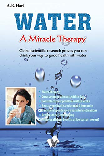 WATER: A MIRACLE THERAPY
