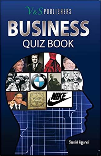 Business Quiz Book
