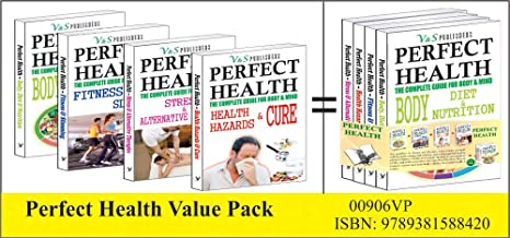 Perfect Health Set (4 Books): A Complete Guide for Total Health