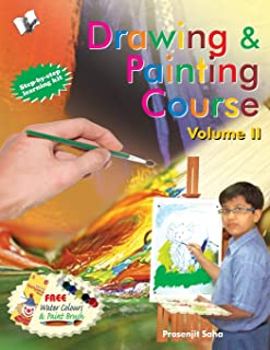 Drawing & Painting Course Volume - 2