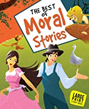 Large Print: The Best of Moral Stories