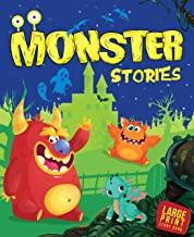Large Print: Monster Stories