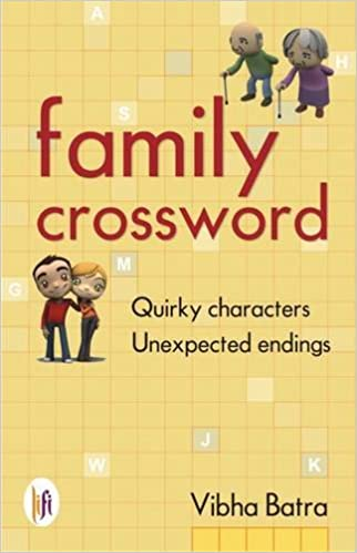 Family Crossword: Quirky Characters Unexpected Endings