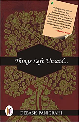 Things Left Unsaid...