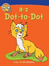 Activity Book: a-z Dot-to-Dot Activity Book for Children