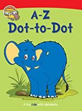 Activity Book : A-Z Dot-to-Dot