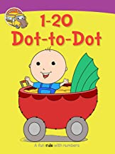 Activity Book: 1-20 Dot-to-Dot Activity Book for Children