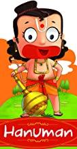 Cutout Books: Hanuman(Gods and Goddesses)