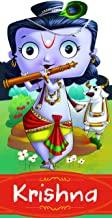 Cutout Books: Krishna(Gods and Goddesses)