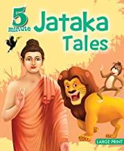 Large Print: 5 Minute Jataka Tales