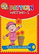 Pattern Writing Book 1: Pattern Practice Activity book for kids