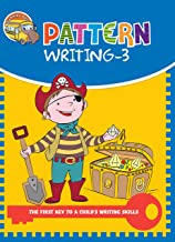 Pattern Writing Book 3: Pattern Practice Activity book for kids