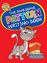 Pattern Writing: The Awesome Pattern Writing Activity Book- Patterns Practice book for kids