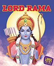 Large Print: Lord Rama-Indian Mythology