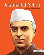 Large Print: Jawaharlal Nehru (Illustrated Biography)