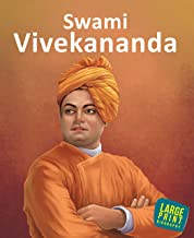 Large Print: Swami Vivekananda (Illustrated Biography)