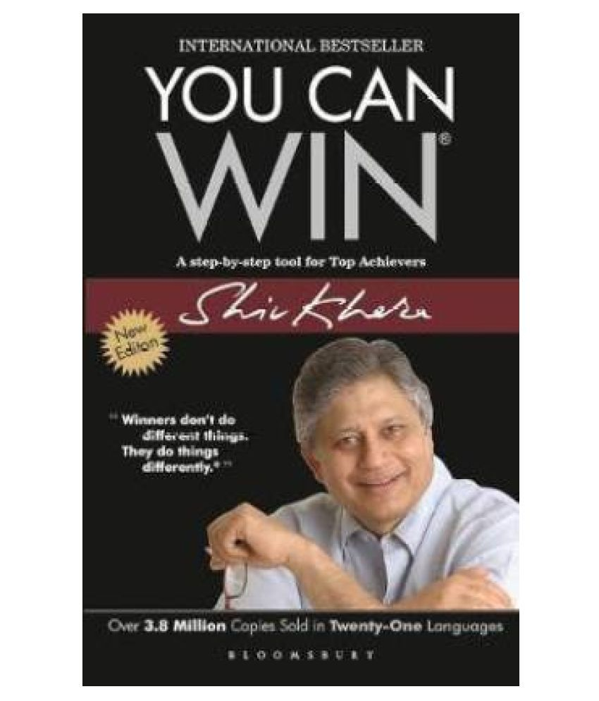 YOU CAN WIN: A STEP BY STEP TOOK FOR TOP ACHIEVERS