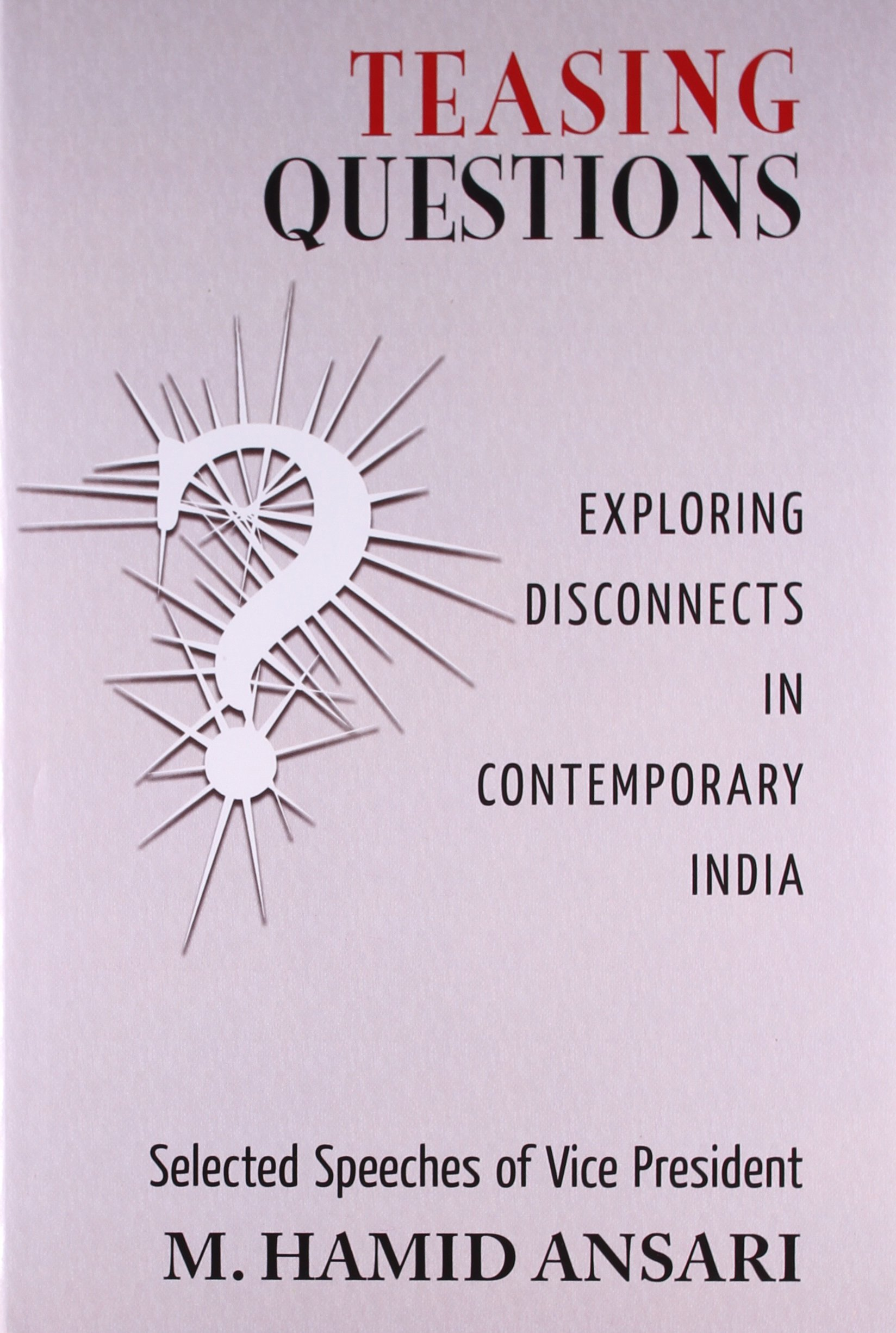 Teasing Question: Exploring Disconnects in Contemporary India