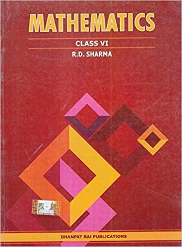 MATHEMATICS FOR CLASS 6 (EXAMINATION 2021-22)