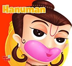 Cutout Board Book: Hanuman(Gods,Goddesses and Saints)