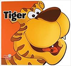 Cutout Board Book: Tiger( Animals and Birds)