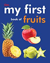 Board book: My First Book of Fruits